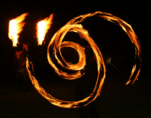 Prometheus Fire Troupe