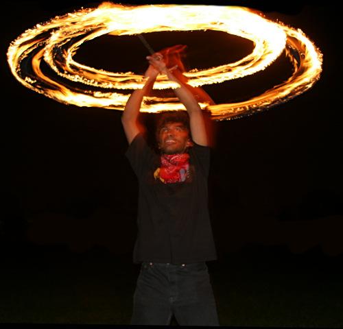 Prometheus Fire Troupe