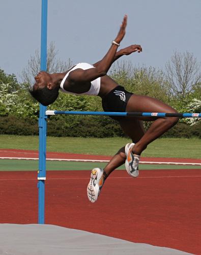 Phyllis Agbo - High Jump