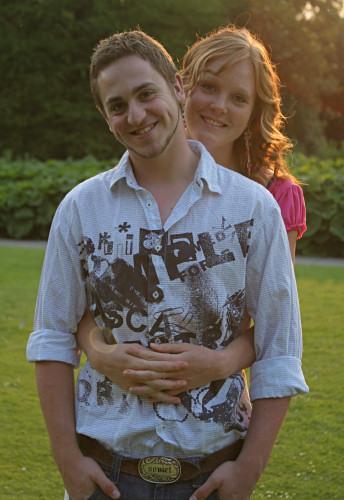 Erica & Adam
