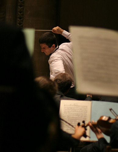 Alex Boyd Conducting