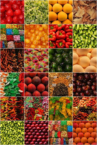 Colour & Form - Boqueria