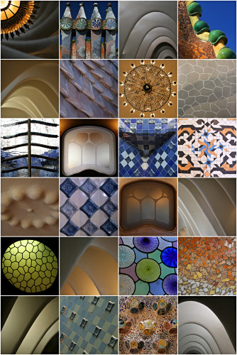 Colour & Form - Casa Batllo