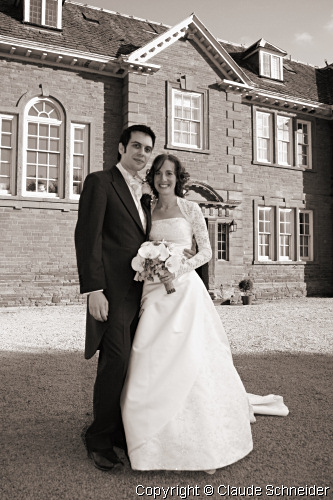 Daniella & Clive's Wedding