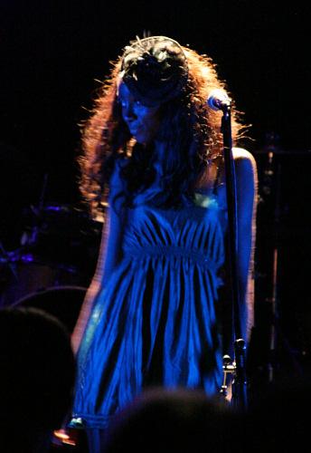 Oi Va Voi's new vocalist, Bridgette Amofah