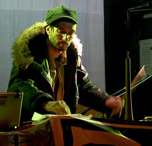 DJ Filastine