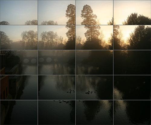 Insight into the photostitch