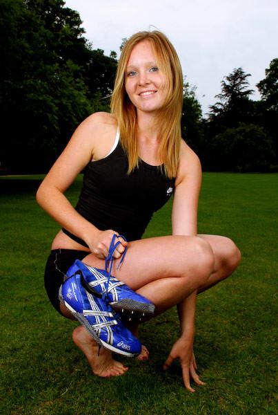 Photoshoot - Erica's Sportrait