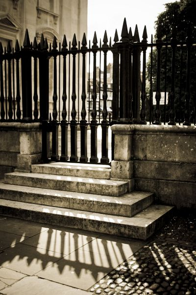 Gate to Senate House
