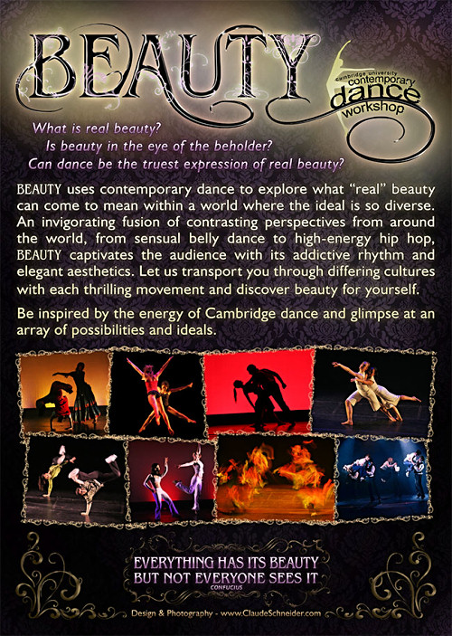 Beauty Flyer - Back
