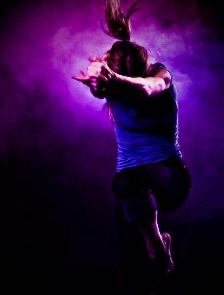 Dancer and Smoke