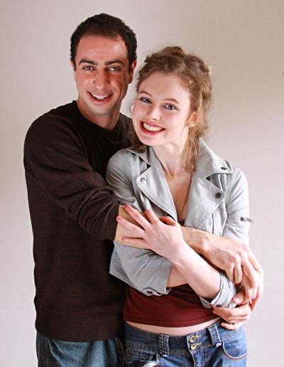 Claude and Sarah