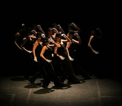 Fosse Dancers