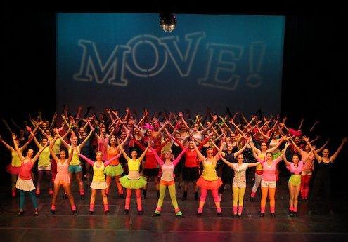 Dance Show Finale
