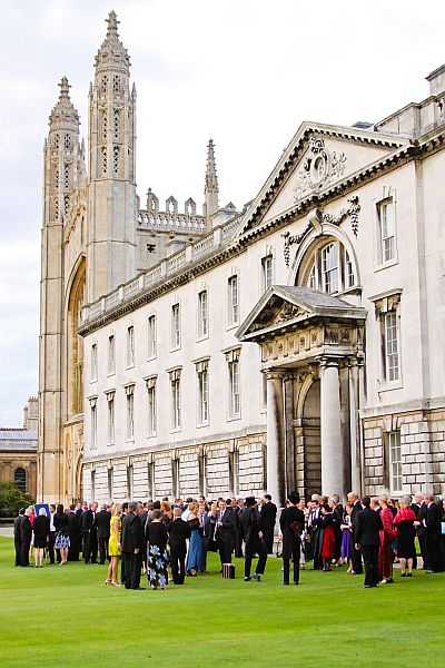 Corporate Event at King's College, Cambridge