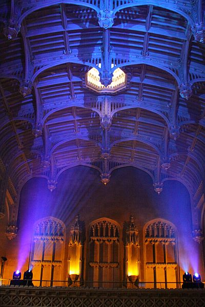 King's College Hall Ceiling