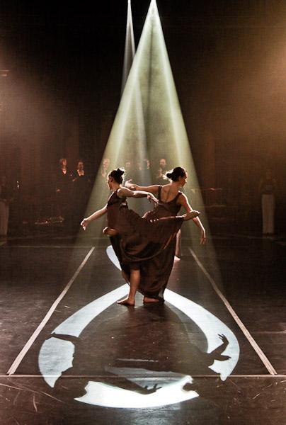 Light Matter Dance Show