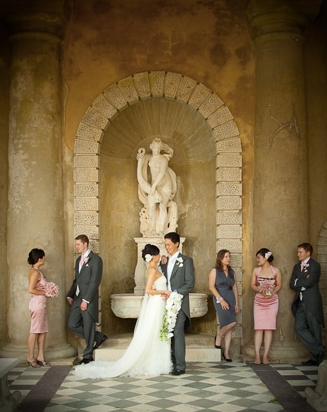 Wedding, Wotton House, Surrey