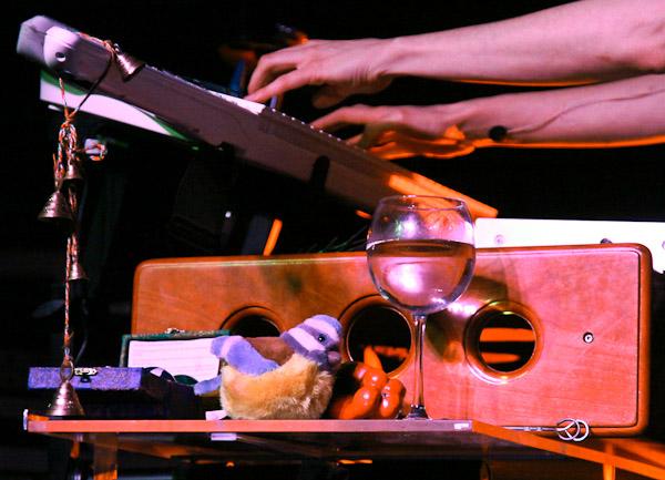 Imogen Heap's instruments
