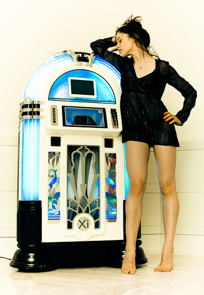 Model with Jukebox