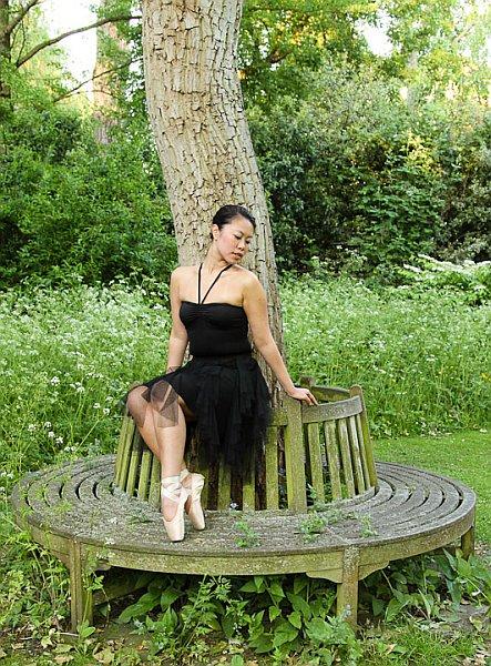 Cambridge Ballerina Project - Luciana