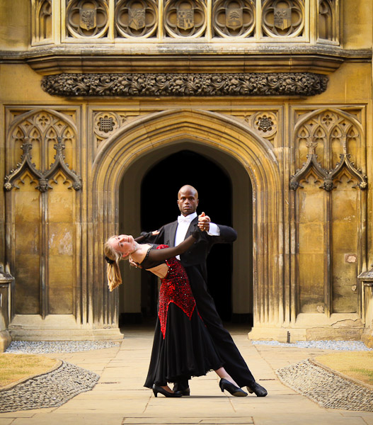 Cambridge University Ballroom Dancers