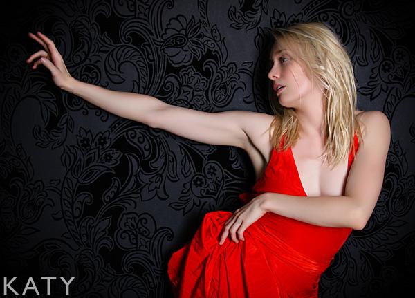 Katy Red Nego