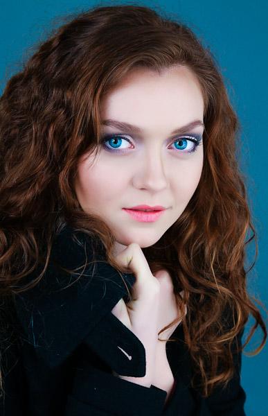 Ellie, Make-Up by Megan