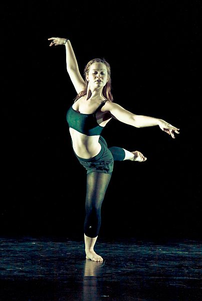 Contemporary Dancer