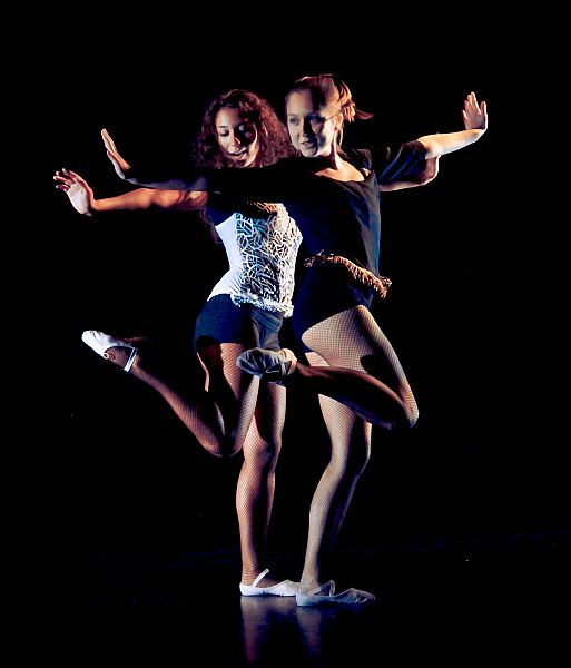 Contemporary Jazz Dancers