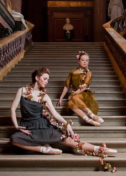 Ballet Fashion - Flower Fairies