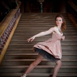 Ballet Fashion – Pink Dress