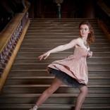 Ballet Fashion – Pink Dress