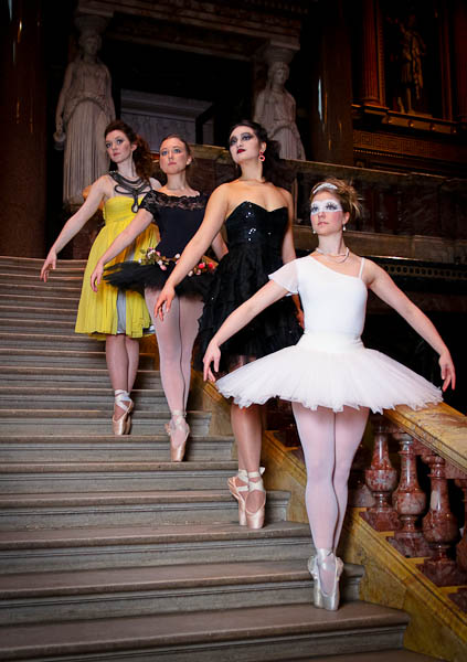 Ballet Fashion - Ensemble