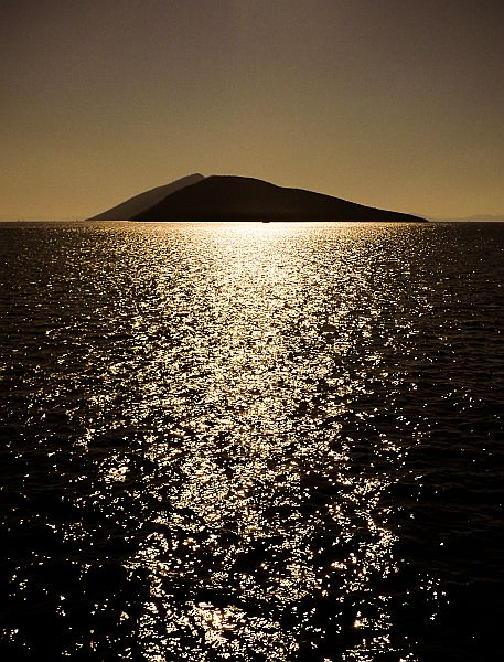 Black Island, off the coast of Bodrum