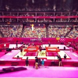 London Olympics 2012 – Men's Trampoline