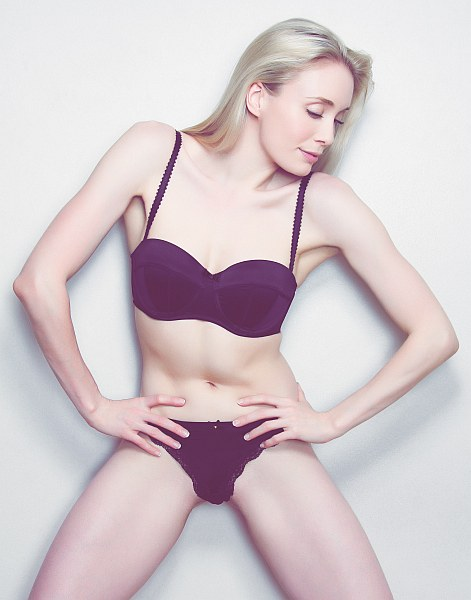 Katy Cee - Lingerie Model